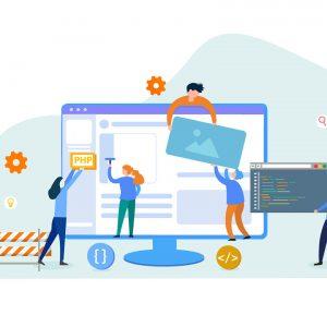 Website Design & Development service company