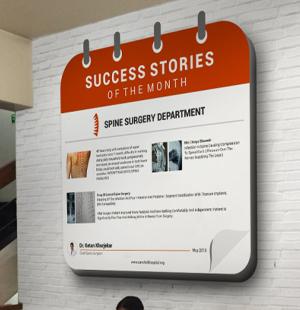 Facility Conceptual Branding examples