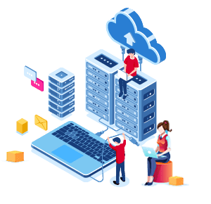 Web Hosting & Email Services company