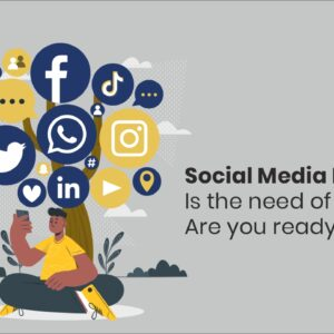 Get ready to explore more in social media with best social media marketing company
