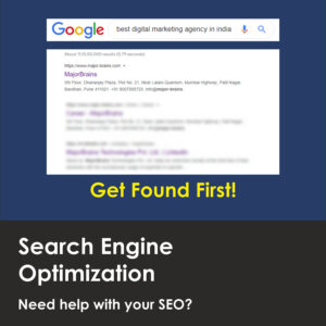 Rank your website on web with the best SEO company