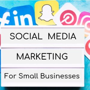 The effectiveness of social media marketing to business owners