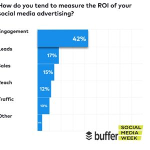 How do you tend to measure the ROI of Your social media advertising